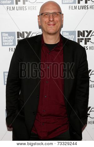 NEW YORK-OCT 5: Director Oren Moverman attends the premiere of