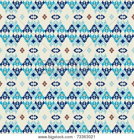 Seamless Pattern Background Version