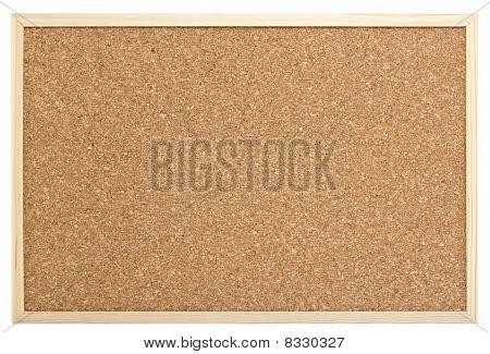 Empty Pinboard