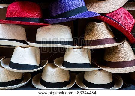 Hat Vendors