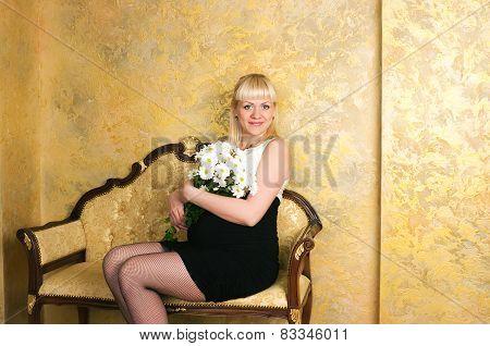 Elegant Pregnant Woman