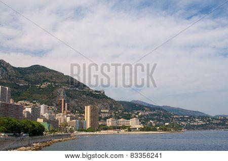 The Bay In Monaco