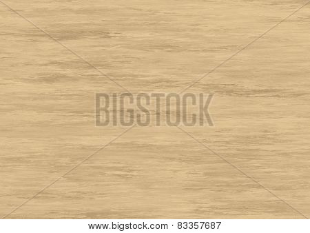 Beige Wood Surface Texture