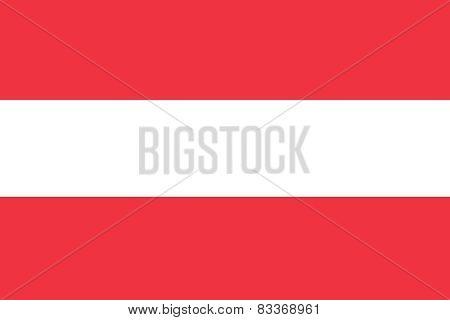 Austrian Official Flag
