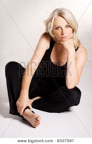 Gorgeous Middle Aged Woman