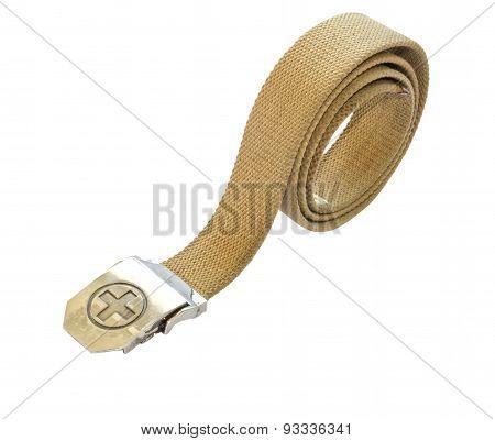 The Belt Apparel.