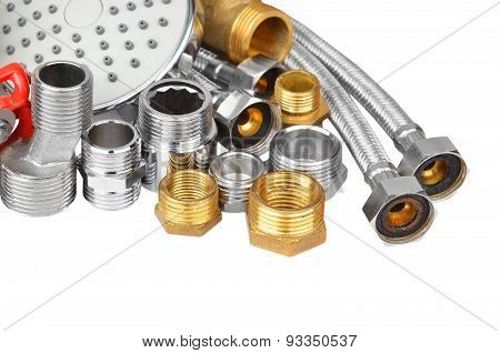 Plumbing fitting, hosepipe and showerhead