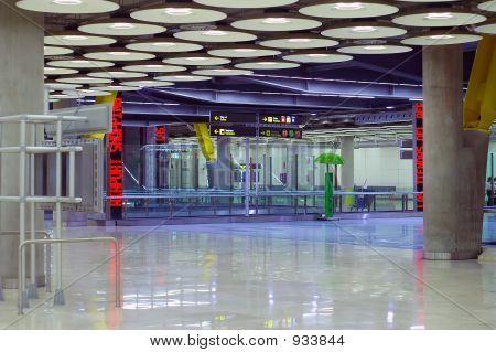 Madrid Airport New Terminal