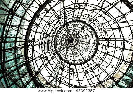 Structure of Dome Roof