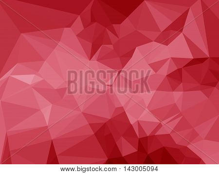 art red color abstract pattern illustration background