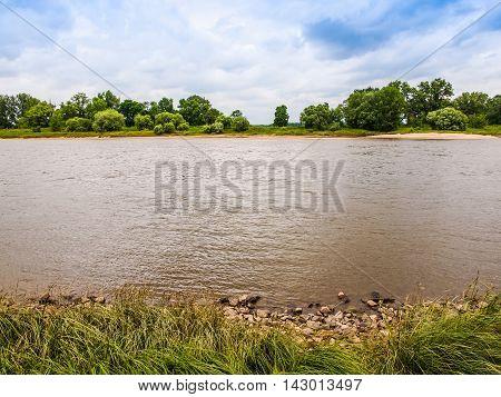 Elbe River Hdr