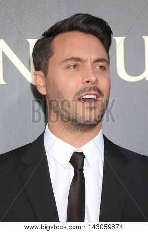 LOS ANGELES - AUG 16:  Jack Huston at the