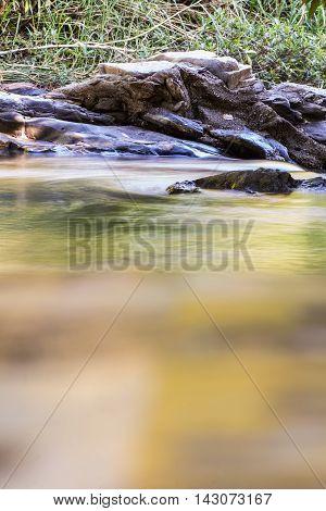mae klang waterfall , doi inthanon chiangmai