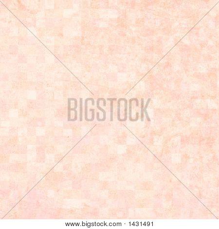 Background Peach Pink Blocks