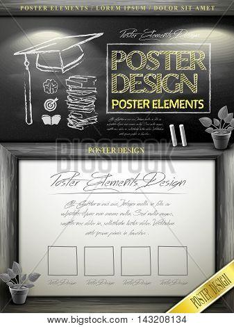 Creative Poster Template Design