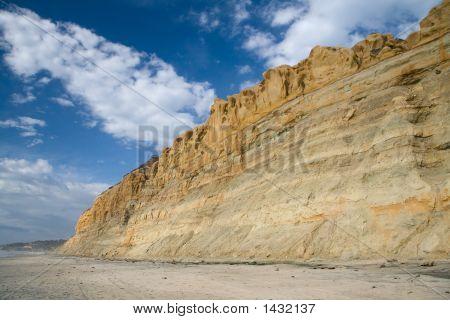 Torrey Pines Cliff