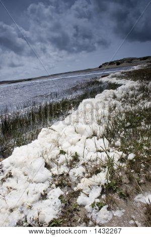 Lagoon Foam