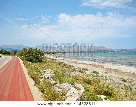 Bay Of Pollenca / Peninsula Formentor, North Majorca