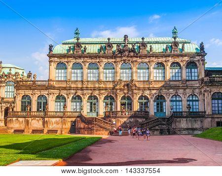 Dresden Zwinger (hdr)