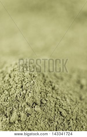 Stevia Powder (background)