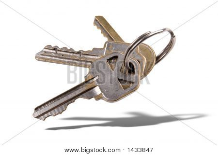 Keys On A Ring