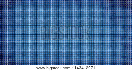 Blue abstract grunge mosaic background,  Azure Mosaic grunge background,  Squares Of Light And Dark blue,  Blue shapes of mosaic style