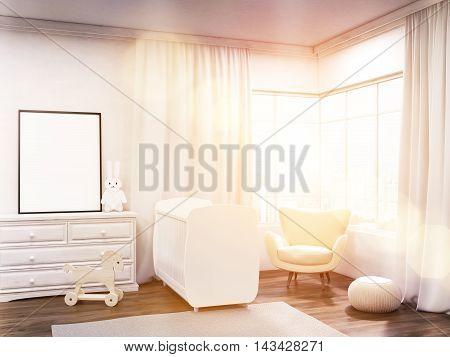 Kid's Room Interior