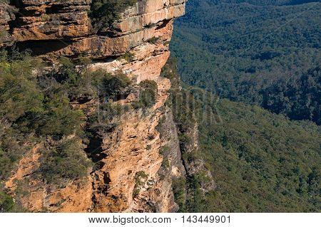 Blue Mountains Ntional Park, Australia