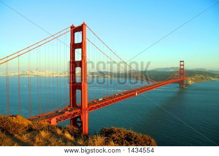Golden Gate Perspective