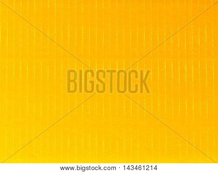 Cardboard texture background paper yellow and orange background for background/wallpaper/art work/design corrugated cardboard texture.