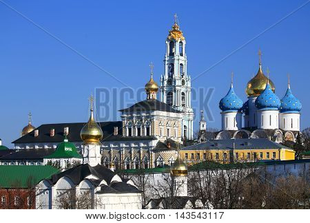 Trinity Cathedral is a monument of Russian architecture of the fifteenth century