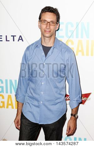 NEW YORK-JUNE 25: Actor Ben Shenkman attends the New York premiere of Weinstein company's