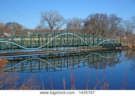Bridge And Reflection