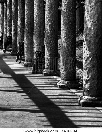 Column Shadows