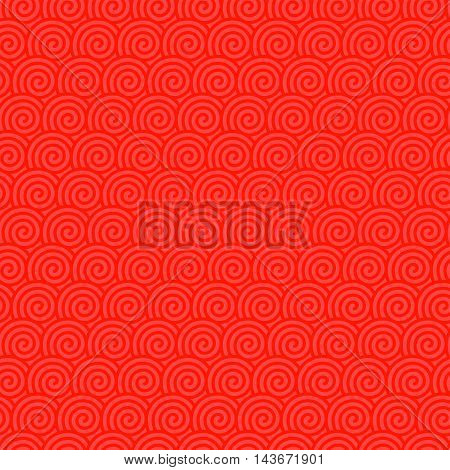 Vector illustration of Chinese Texture Seamless Background