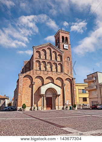 San Salvo, Chieti, Abruzzo, Italy: ancient Church of St. Joseph in the old town