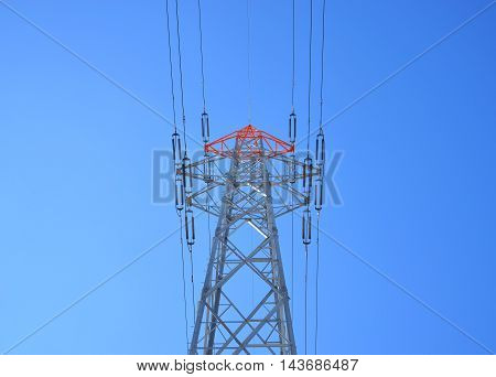 electricity, power supply, energy, electricity poles, current, high voltage electricity network