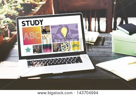Study Education Knowledge Learning Concept