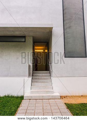 Bauhaus Meisterhaeuser (hdr)
