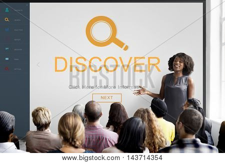 Customer Service Helpdesk Information Discover Concept