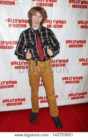LOS ANGELES - AUG 18:  Nicholas Azarian at the
