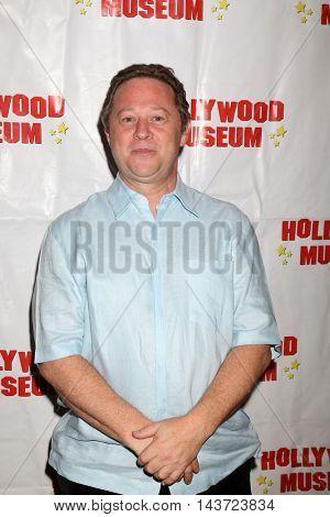 LOS ANGELES - AUG 18:  Scott Schwartz at the