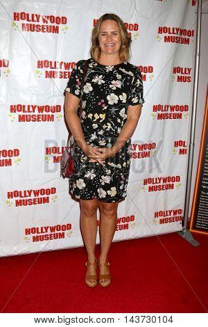 LOS ANGELES - AUG 18:  Lisa Trusel at the