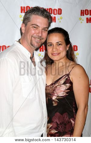 LOS ANGELES - AUG 18:  Jeremy Miller, Joanie Miller at the