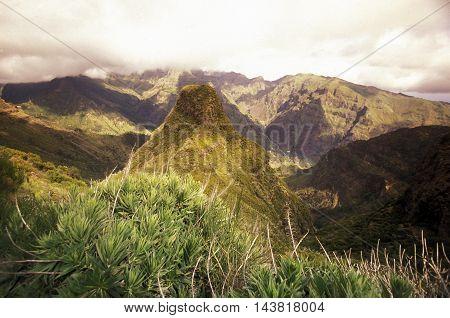 Europe Portugal Madeira Ribeira Da Janela