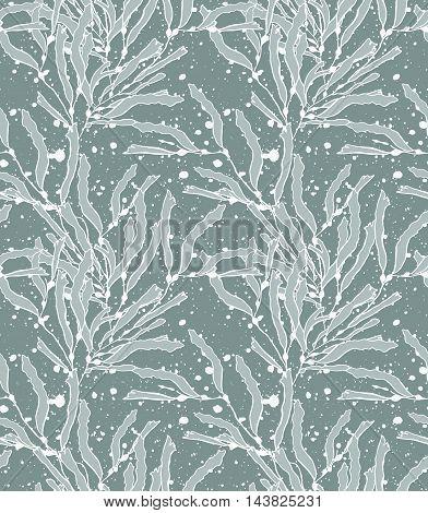 Kelp Seaweed Gray With Texture