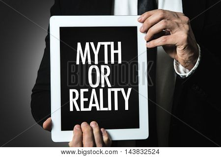 Myth or Reality