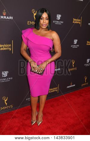 LOS ANGELES - AUG 22:  Niecy Nash at the Television Academy's Performers Peer Group Celebration at the Montage Hotel on August 22, 2016 in Beverly Hills, CA
