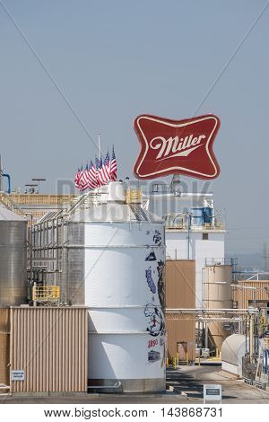 The Miller Brewing Company Facility