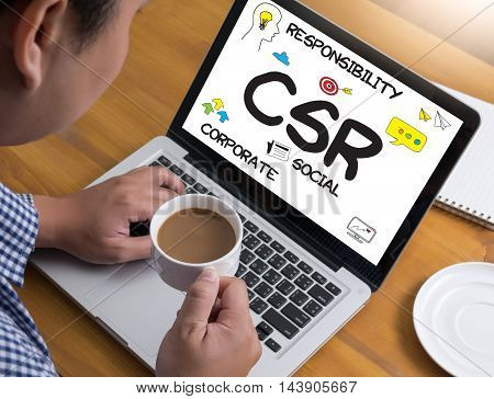 Corporate  Social Responsibility Csr And   Sustainability Responsible Office  Csr